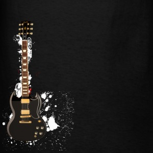 Guitarsplat - Men's T-Shirt