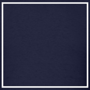Navy Square - Rectangular - Shape - Fill in Men - Men's T-Shirt