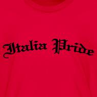 Design ~ Kids Italia Pride Gothic, Red