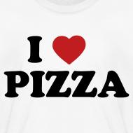 Design ~ Kids I Love Pizza, White