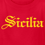 Design ~ Kids Sicilia Gothic, Red