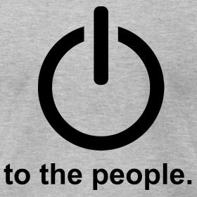 Design ~ Power To The People.