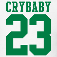 Design ~ $5 OFF! LeBron James Crybaby Tee