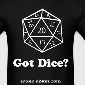 Got Dice Tee - Men's T-Shirt