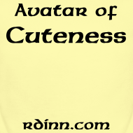 Design ~ Avatar of Cuteness One size