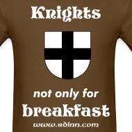 Design ~ Knights - not only for Breakfast