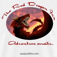 Design ~ Red Dragon Inn Men's Logo Tee