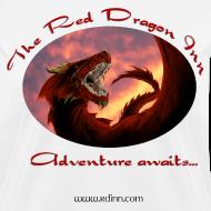 Design ~ Red Dragon Inn Women's Logo Tee