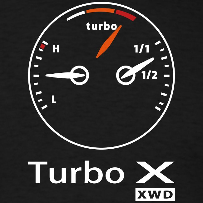 Exclusive Turbo X tee