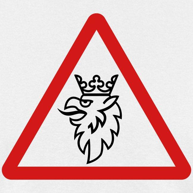 Griffin ahead warning