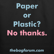 Design ~ Paper or Plastic?