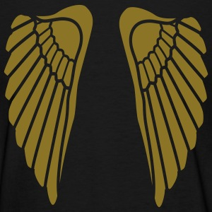 Black goldenwings Women - Women's T-Shirt