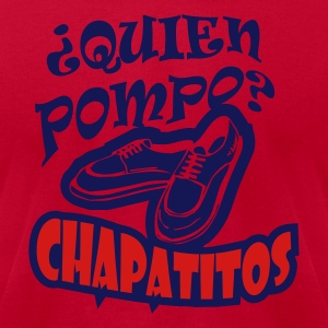 ¿Quien Pompo? - Men's T-Shirt by American Apparel