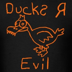 Ducks Are Evil