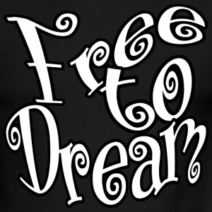 Free to Dream - Men's Ringer T-Shirt