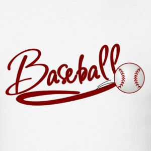 Baseball - Men's T-Shirt
