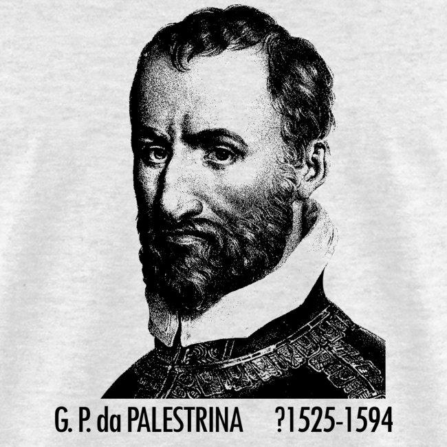 Palestrina Portrait - Ash