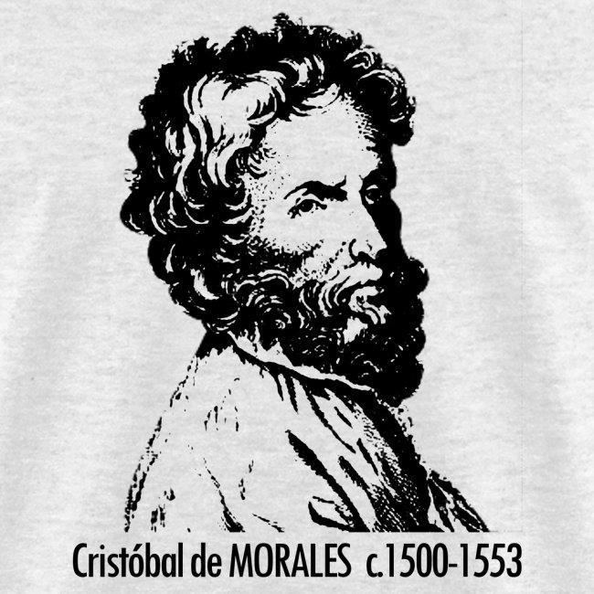 Morales Portrait - Ash