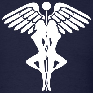 caduceus strippers - Men's T-Shirt