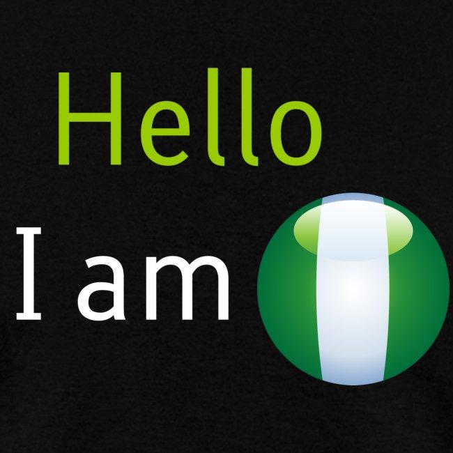 Hello I am Nigerian