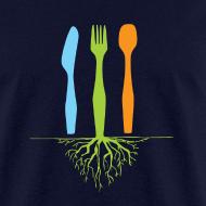 Design ~ Dinner Roots Blue