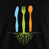Design ~ Dinner Roots Black