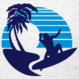 Extreme Tsunami - Men's T-Shirt