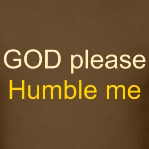Humble Me - Men's T-Shirt