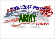 american pride army veteran female womenu0027s vneck tshirt - American Pride T Shirt
