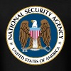 National Security Agency Logo - Men's T-Shirt