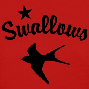 Red Swallows Women - Women's T-Shirt