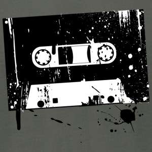 Cassette - Mens - Men's T-Shirt by American Apparel