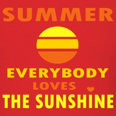 Red Summer - Everybody Loves The Sunshine Men