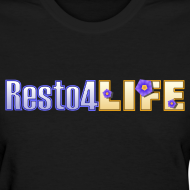 Design ~ Resto4Life Logo