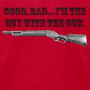 Lemon good bad , im the guy with the gun Men - Men's T-Shirt by American Apparel
