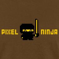 Design ~ PIXEL NINJA T-Shirt - Video Game Collection