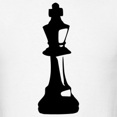 White Chess – King Men