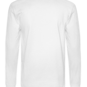 White Angel wings Kids Shirts - Men's Long Sleeve T-Shirt
