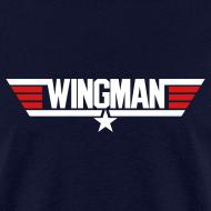 Design ~ TOP GUN WINGMAN T-Shirt