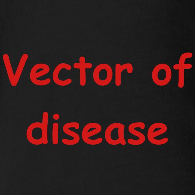 Vector of Disease