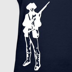 Navy American Revolution Patriot Women - Women's T-Shirt