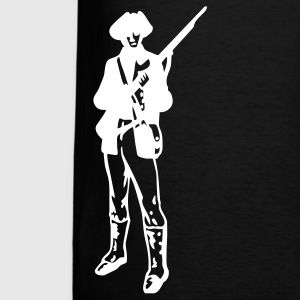 Black American Revolution Patriot Men - Men's T-Shirt