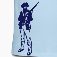 Sky/navy American Revolution Patriot Men
