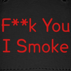 F You I Smoke - Baseball Cap