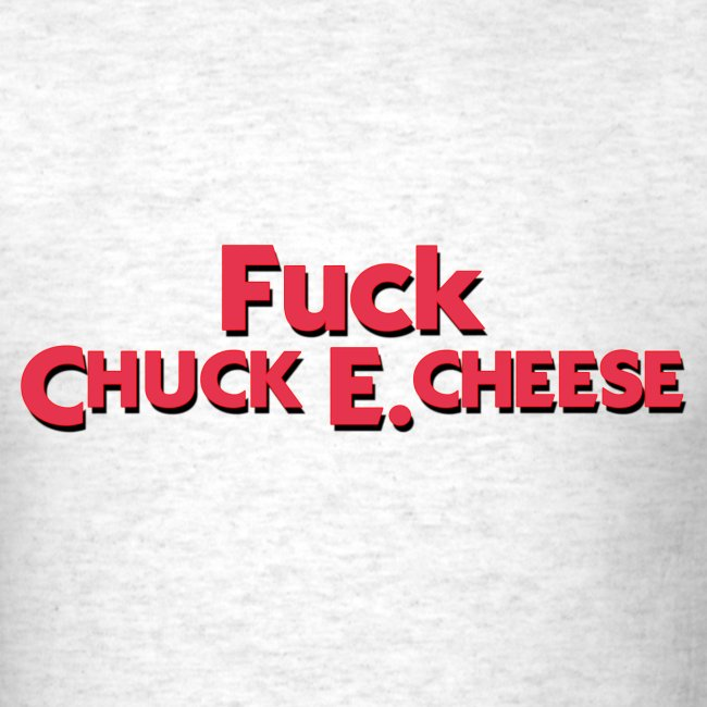F ChuckyCheese Mens