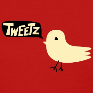 Red Tweetz Women - Women's T-Shirt