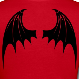 Red Bat Wings Women - Women's Long Sleeve Jersey T-Shirt