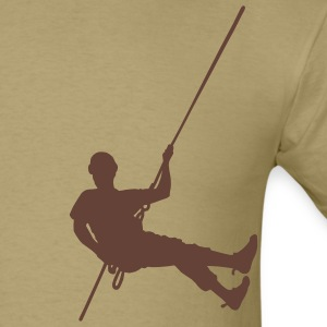 (on) rappel - Men's T-Shirt