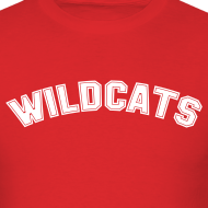 Design ~ WILDCATS HIGH SCHOOL COSTUME T-Shirt