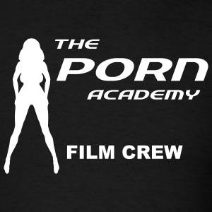 Black porn_academy_film_t Men - Men's T-Shirt
